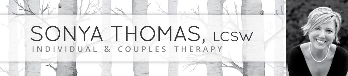 Sonya Thomas lcsw